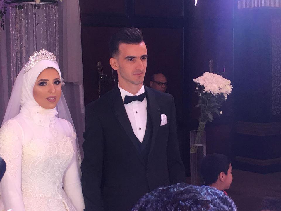 دونجا يحتفل بحفل زفافه (4)