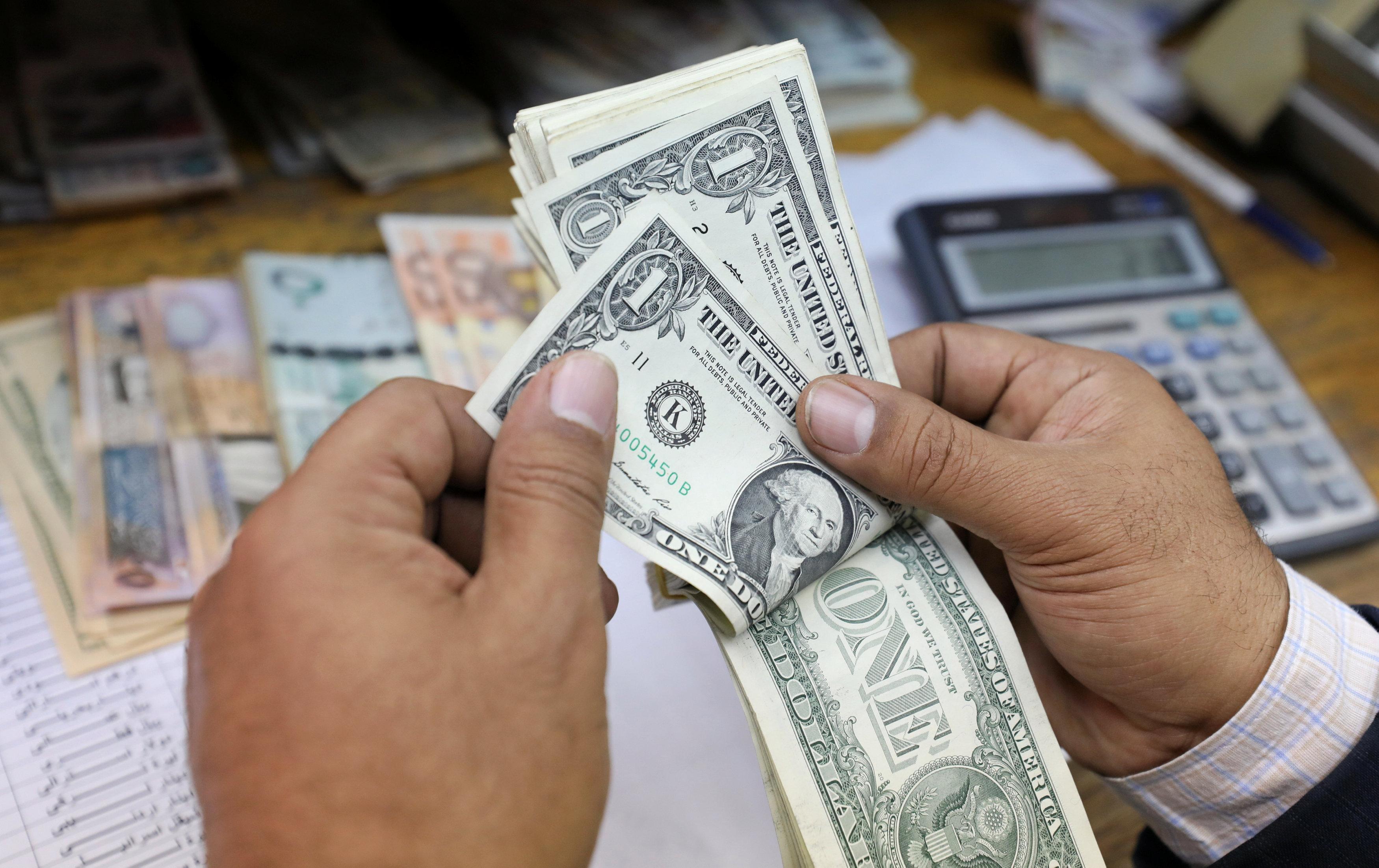 سعر الصرف للدولار
