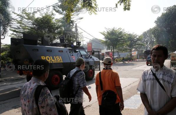 مدرعات الجيش الإندونيسي