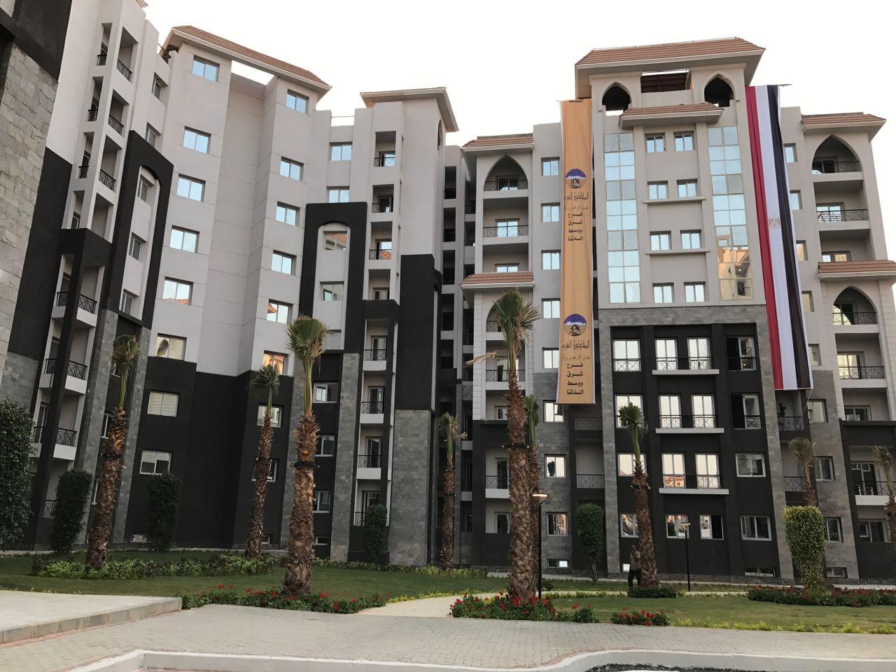 الإسكان تطرح شقق العاصمه الإداريه الجديده بعد العيد (1)
