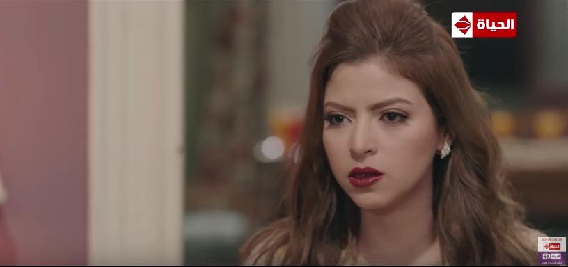 ميرنا جميل في مسلسل ربع رومي علي الحياة