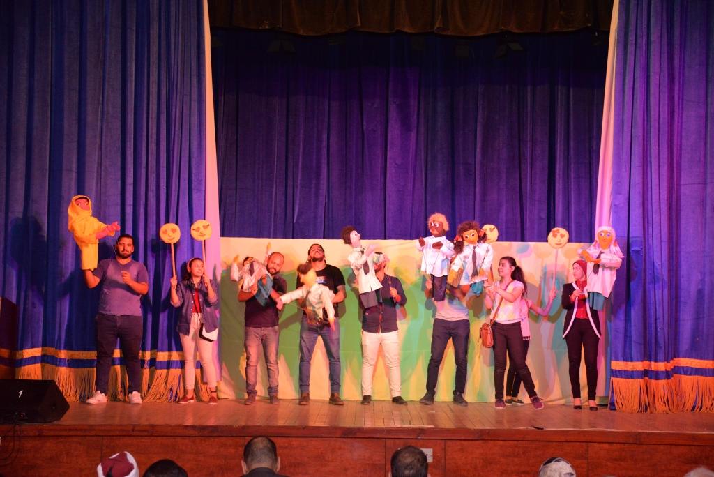 حفل ختام ليالى رمضان وتكريم الفائزين (7)