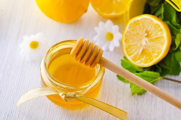 ماسك العسل والبرتقال