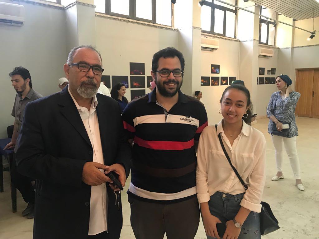 11الدكتور مصطفى شقوير يستقبل الطلاب
