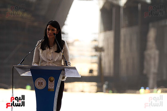 المتحف المصرى الكبير (15)