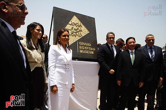 المتحف المصرى الكبير (24)