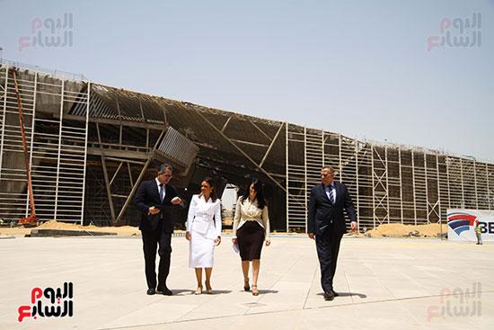 المتحف المصرى الكبير (7)