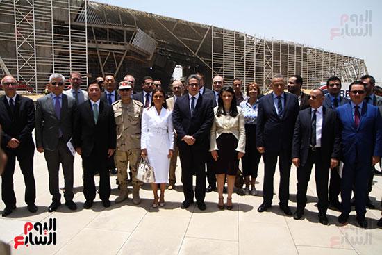 المتحف المصرى الكبير (23)