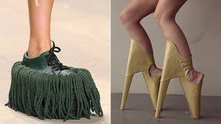 موضة الأحذية الغريبة (8)