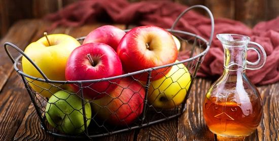 فوائد خل التفاح2