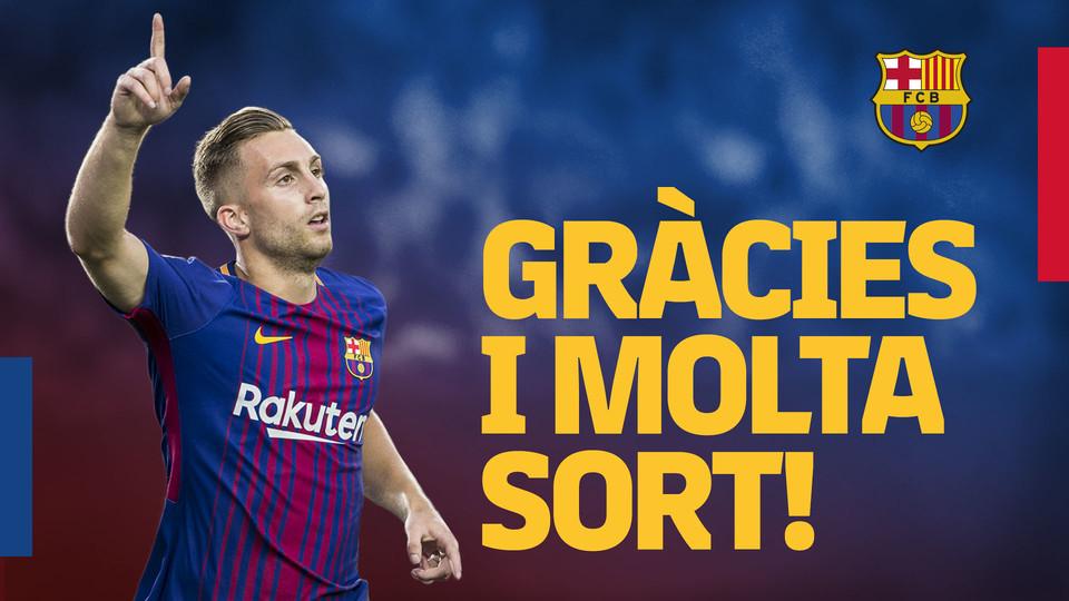 ديولوفيو لاعب برشلونة ينتقل إلى واتفورد