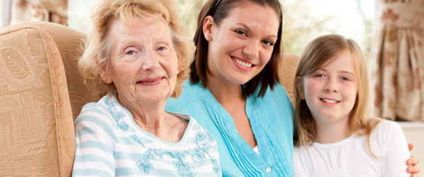 زيارة كبار السن