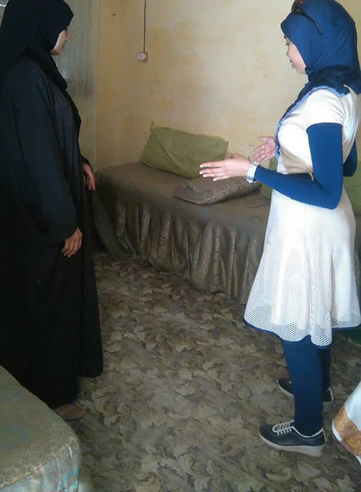 شركة مياة الأقصر تطلق حملة توعية تجوب المنازل ضد إهدار المياة بغسيل ليلة العيد (2)