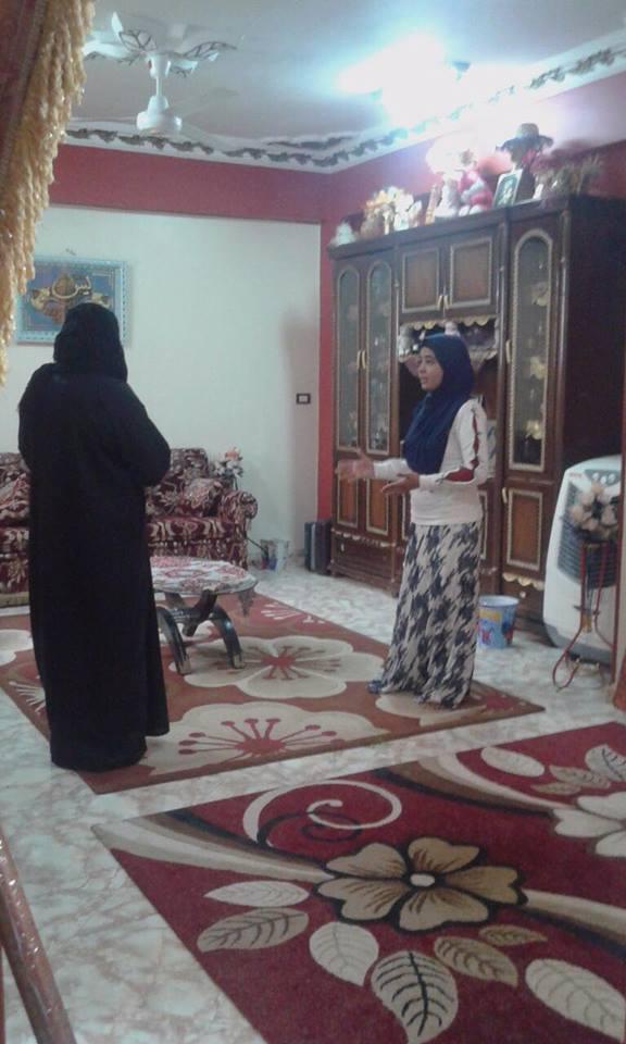 شركة مياة الأقصر تطلق حملة توعية تجوب المنازل ضد إهدار المياة بغسيل ليلة العيد (3)