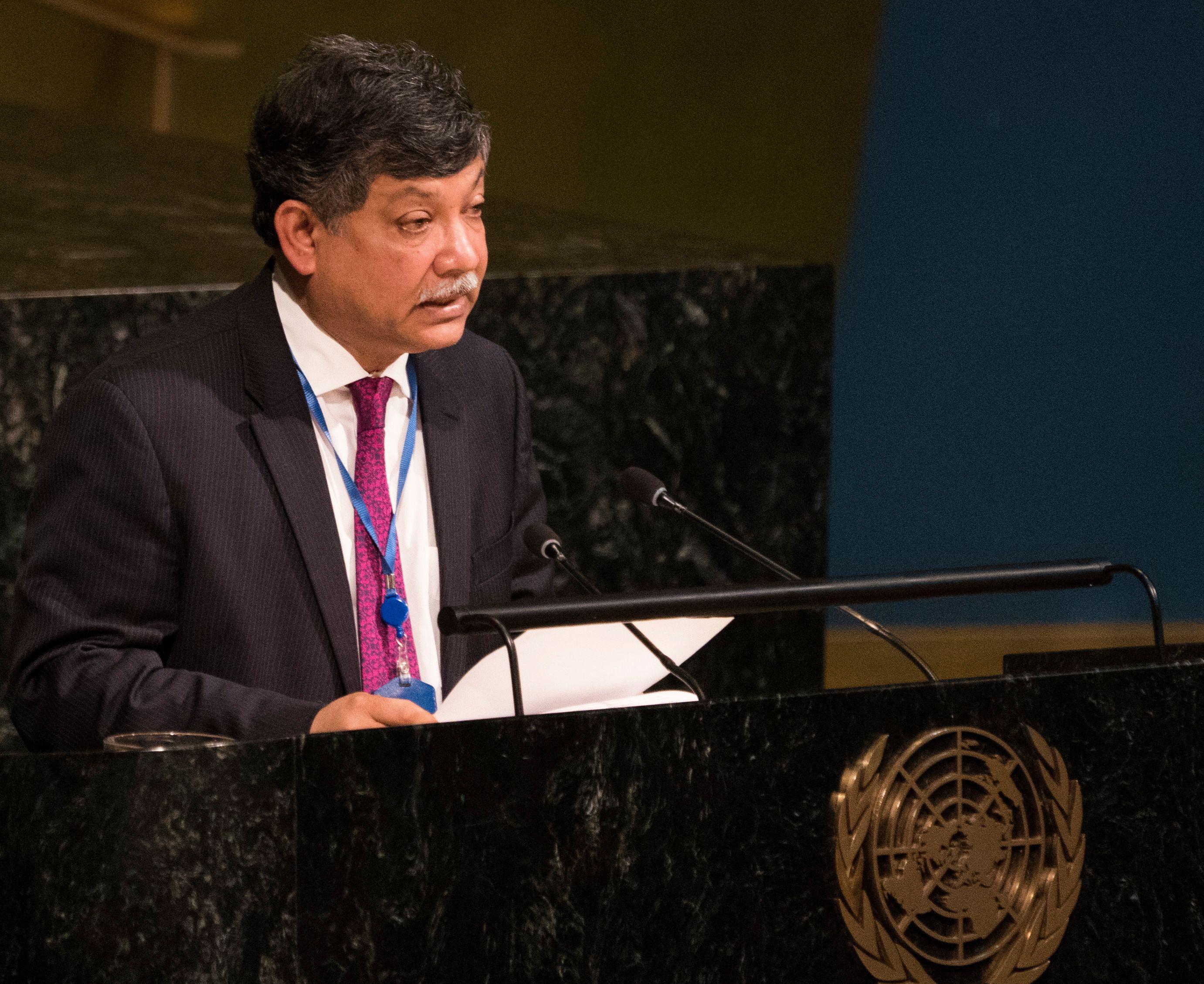 سفير بنغلادش لدى الأمم المتحدة