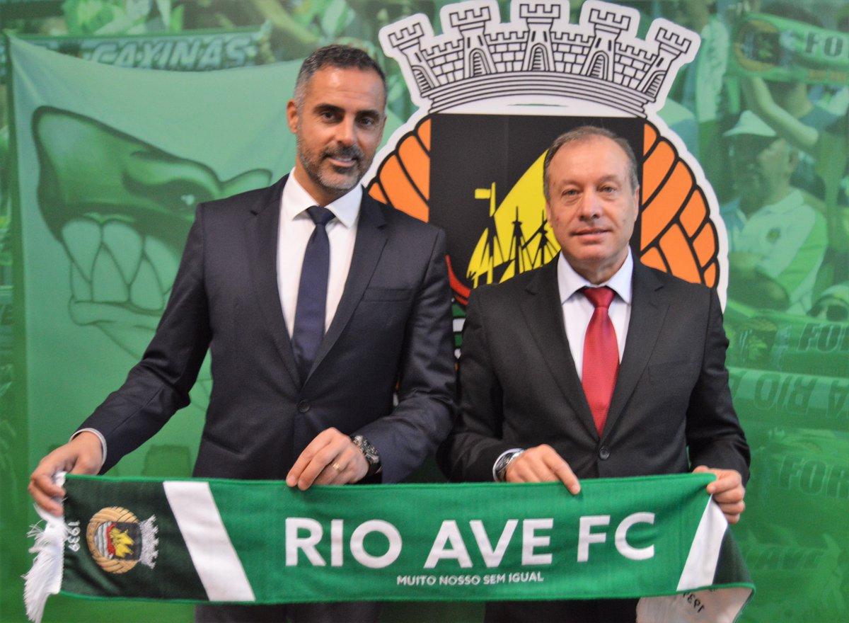 جوزيه جوميز مع رئيس ريو آفى
