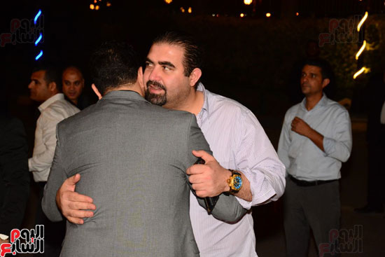 عزاء والد علاء الكحكى (22)