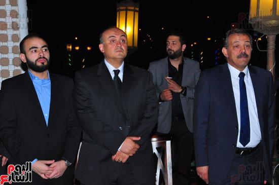 عزاء والد عمرو وعلاء الكحكى (13)