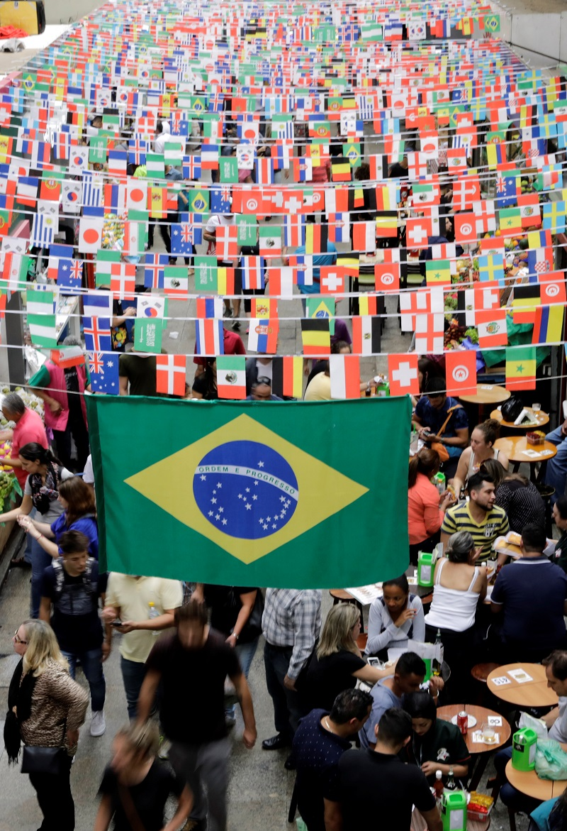 كرنفالات فى مدينة ساو باولو البرازيلية (3)