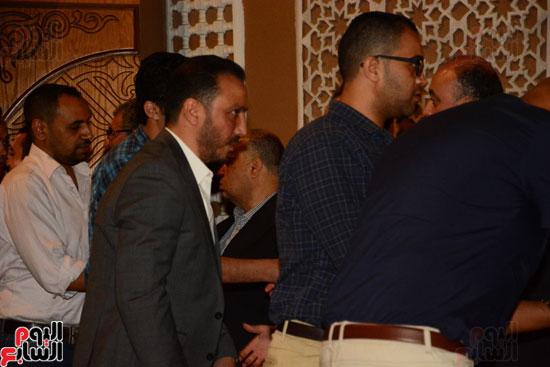 عزاء والد علاء الكحكى (23)