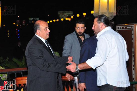عزاء والد عمرو وعلاء الكحكى (4)
