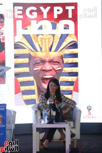فعاليات الوزارة للترويج لمصر خلال بطولة كأس العالم (21)