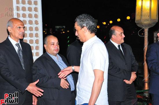عزاء والد عمرو وعلاء الكحكى (9)