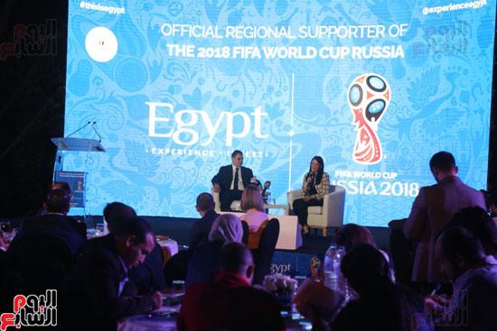 فعاليات الوزارة للترويج لمصر خلال بطولة كأس العالم (9)