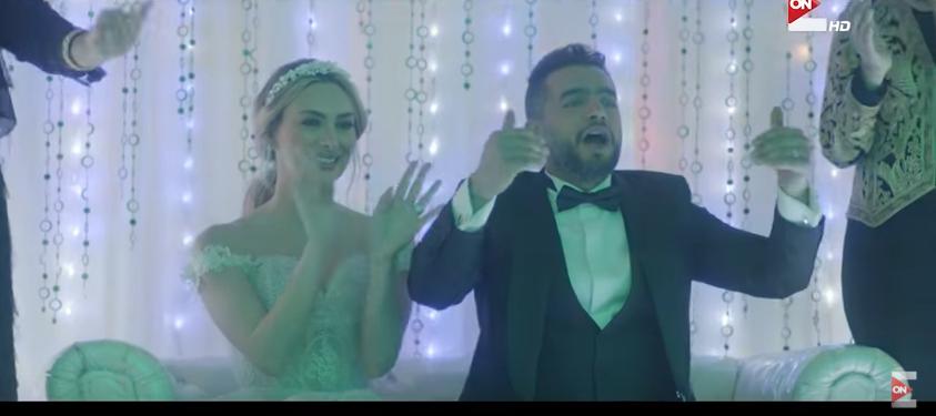 زفاف هانى سلام