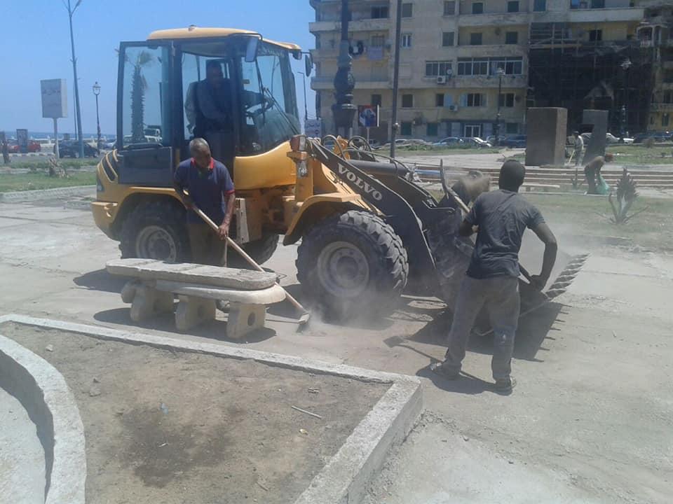 اعمال التطوير