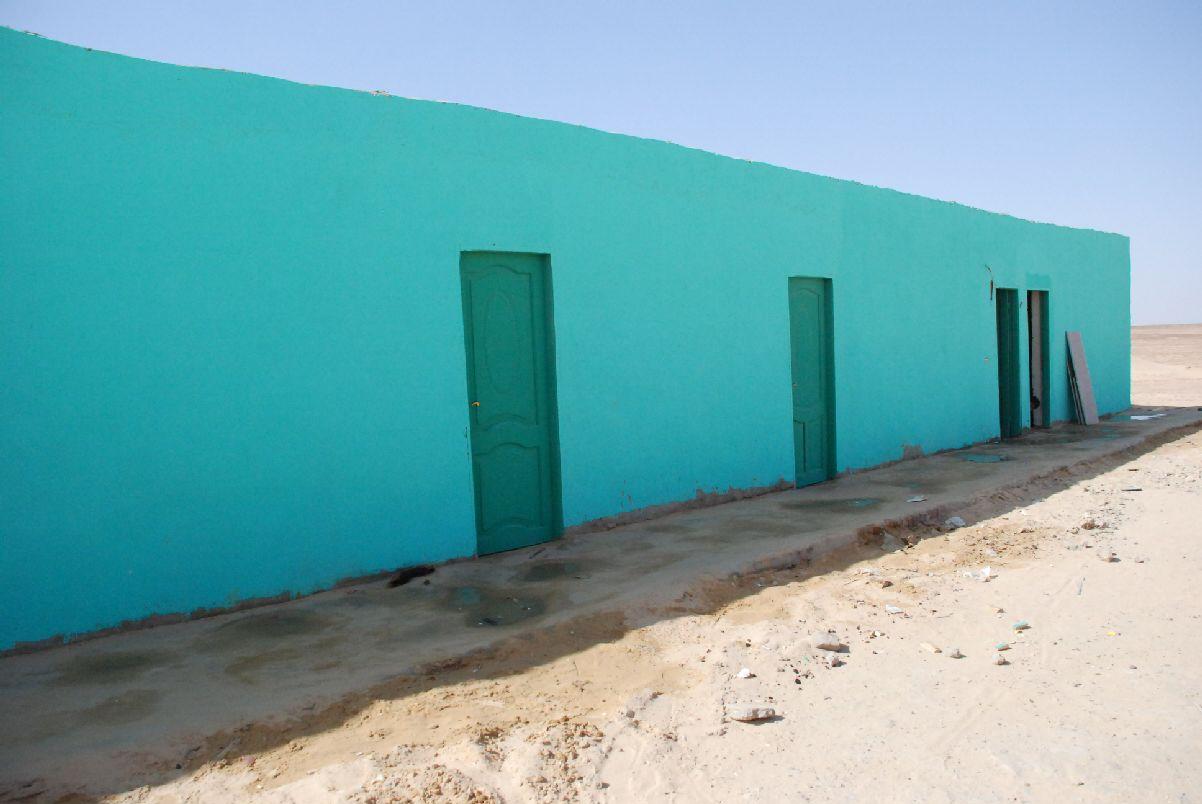 المرحلة الأولى من مشروع الـ20 ألف فدان بغرب غرب المنيا  (1)