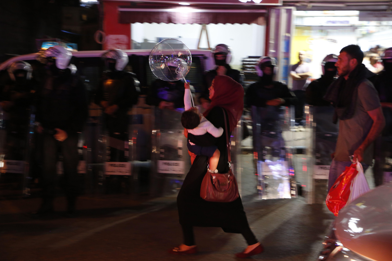 تشديدات أمنية فى رام الله لمواجهة المظاهرات