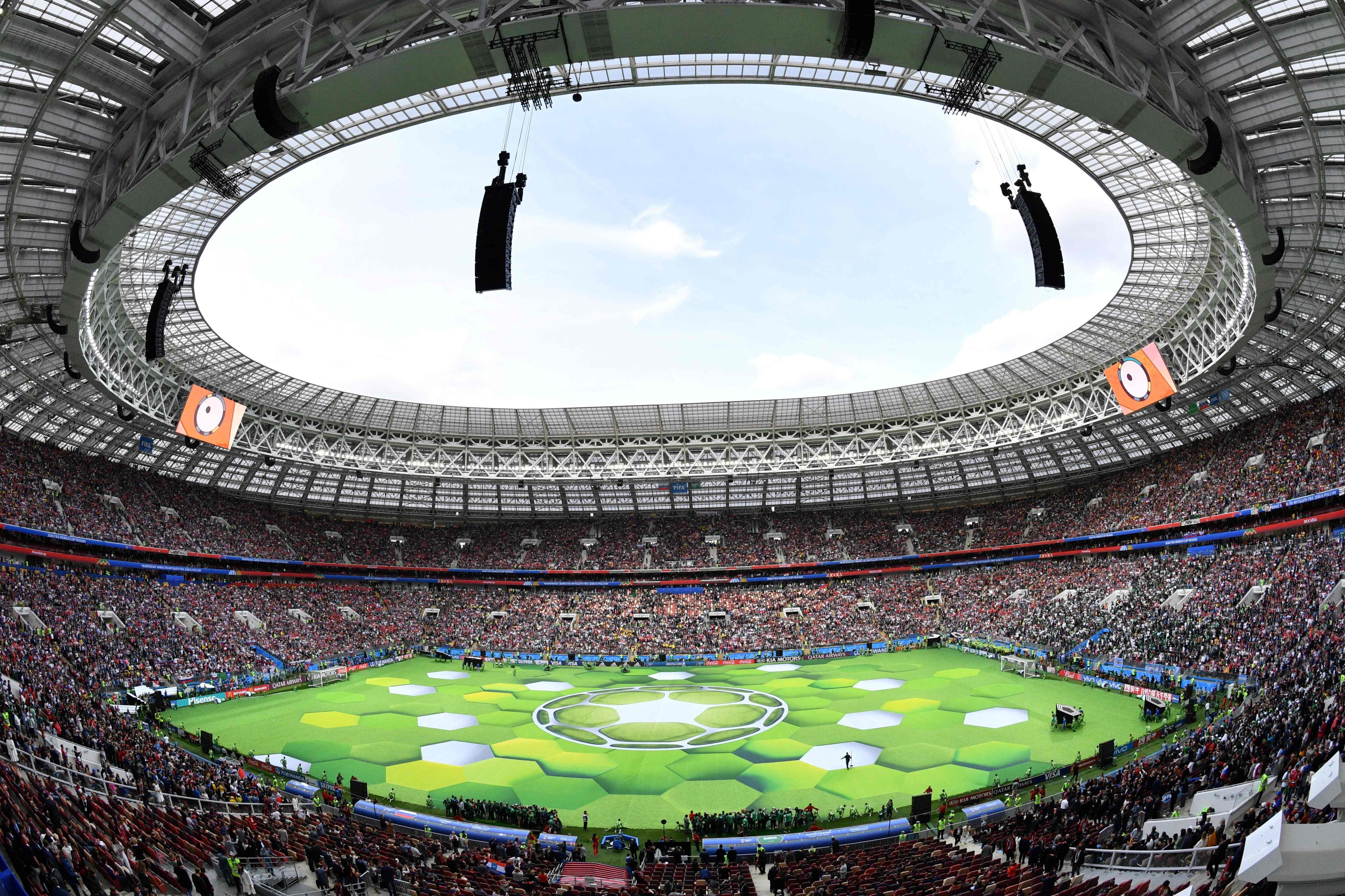 حفل افتتاح كاس العالم (5)