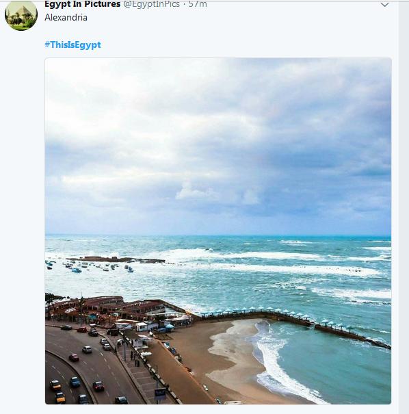 معالم مصر السياحية بعيون مغردى تويتر عبر هاشتاج this is Egypt  (4)