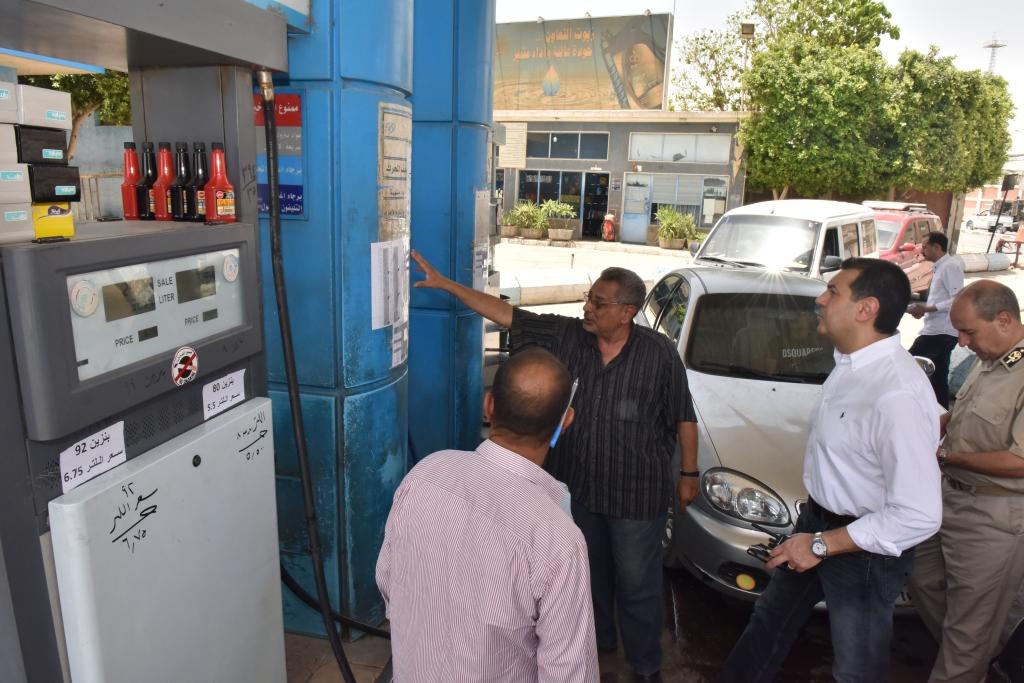 جوزلة المحافظ على المواقف ومحطات الوقود (9)