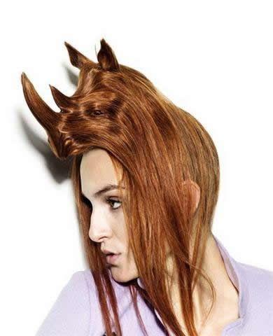 تسريحات شعر10