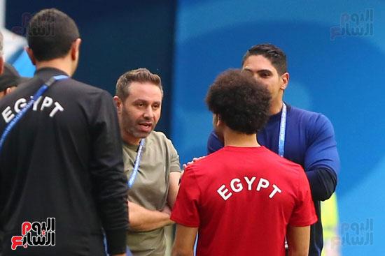 تدريبات منتخب مصر كاس العالم (26)