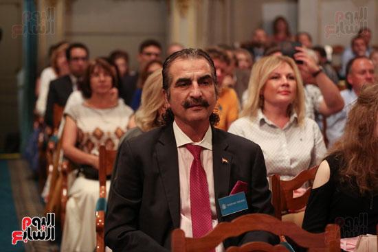 الزميل عصام شلتوت رئيس قسم الرياضة فى اليوم السابع