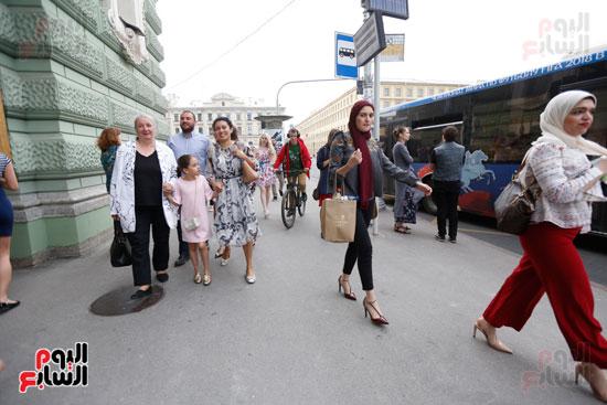 حفل عمر خيرت فى روسيا (6)