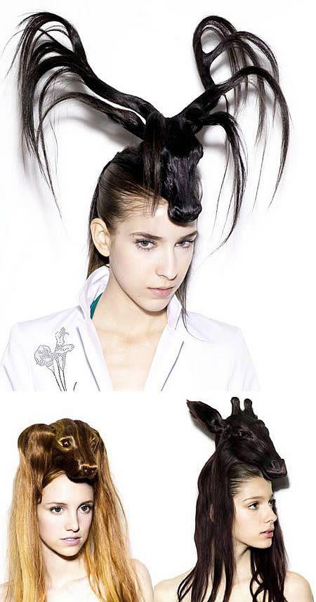 تسريحات شعرك