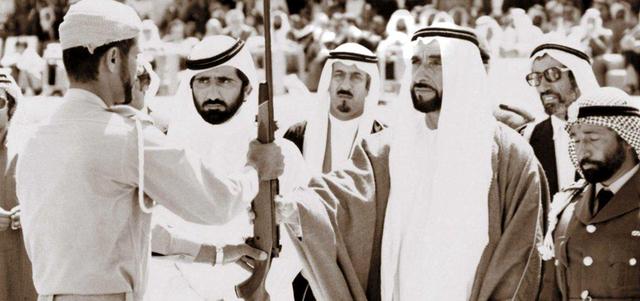 فيلم عن مؤسس دولة الإمارات  (12)