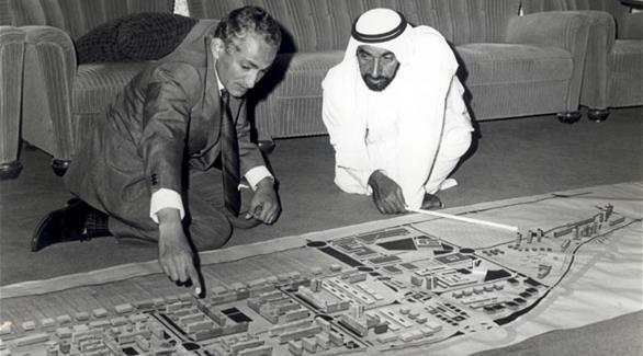 فيلم عن مؤسس دولة الإمارات  (9)