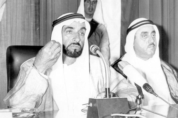 فيلم عن مؤسس دولة الإمارات  (7)