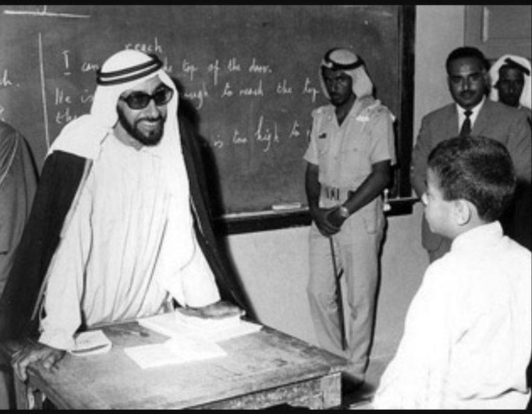 فيلم عن مؤسس دولة الإمارات  (2)