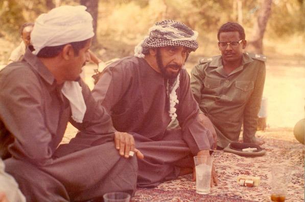 فيلم عن مؤسس دولة الإمارات  (4)