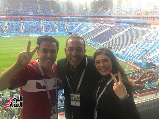 صور جماهير مصر فى مباراه روسيا (39)