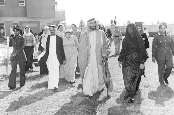 فيلم عن مؤسس دولة الإمارات  (3)