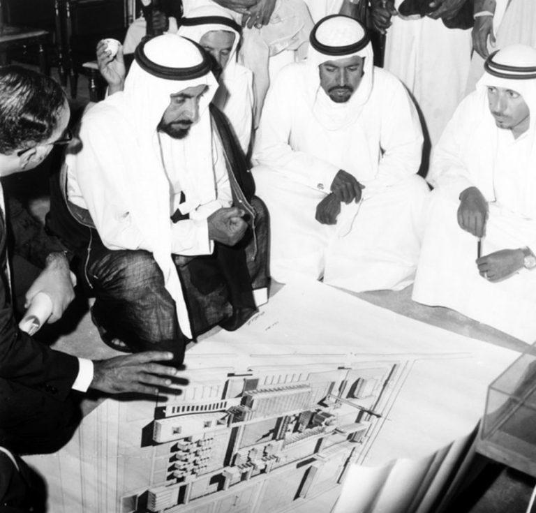 فيلم عن مؤسس دولة الإمارات  (10)