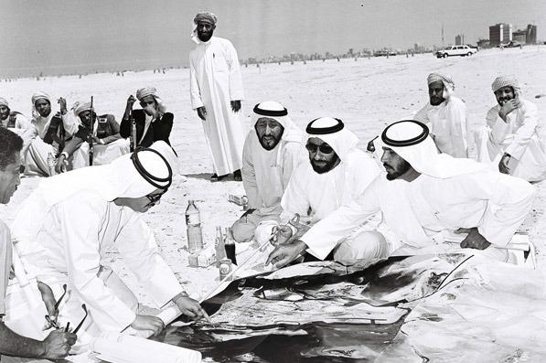 فيلم عن مؤسس دولة الإمارات  (11)