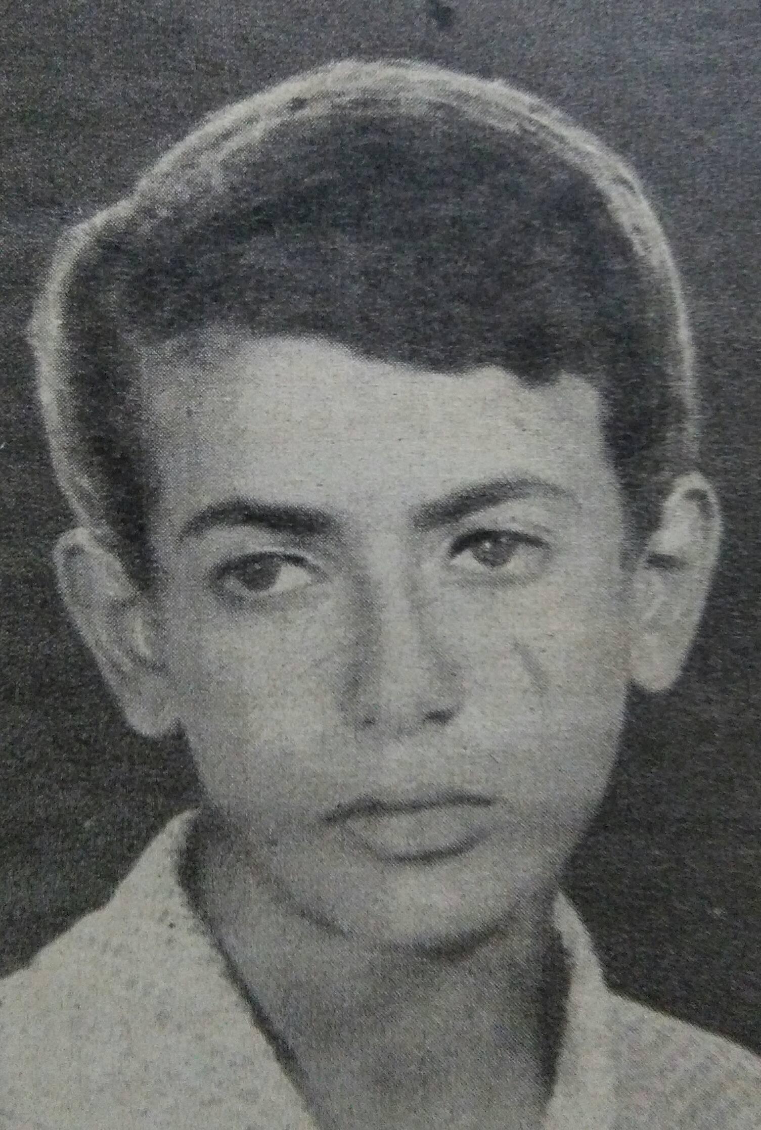 محمد حازم فى مرحلة الناشئين